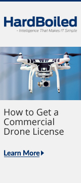 HardBoiled Blog: How to Get a Commercial Drone License