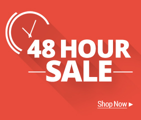 48 Hour Sale: Ends 2/23/17