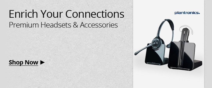 Shop Premium Headsets&Accessories Here