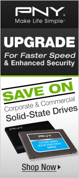 Save on Consumer & Commercial Solid-State Drives