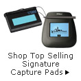 Shop top selling signature capture pads