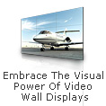 Embrace the visual power of video wall displays