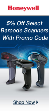 Honeywell Barcode Scanners Up To 5% Off With Promo Code