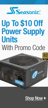 Up to 10% off power supply units