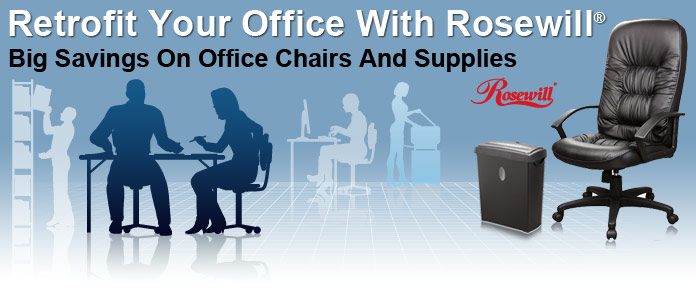 Retrofit your office with Rosewill