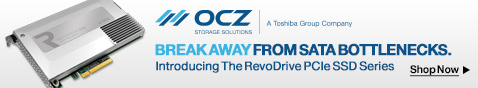 Introducing the RevoDrive PCIe SSD Series