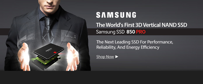 SSD 850 PRO Shop Now