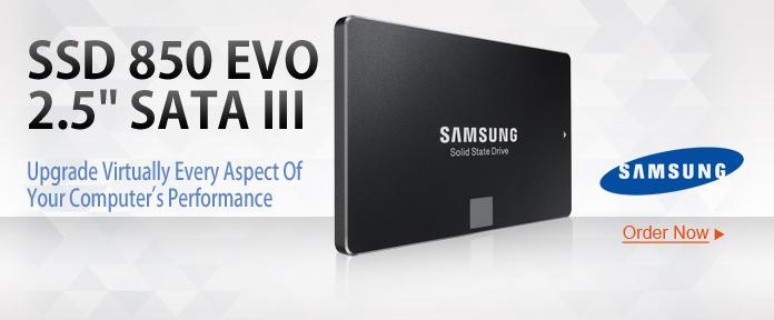 Samsung SSD 850 EVO Series Solid State Drive