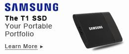 Samsung T1 SSD