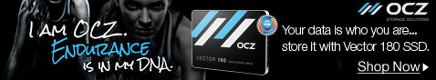 OCZ Vector 180 Solid State Drive
