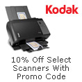 10% Off Select Scanners With Promo Code