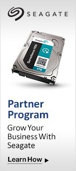 Seagate Partner Portal