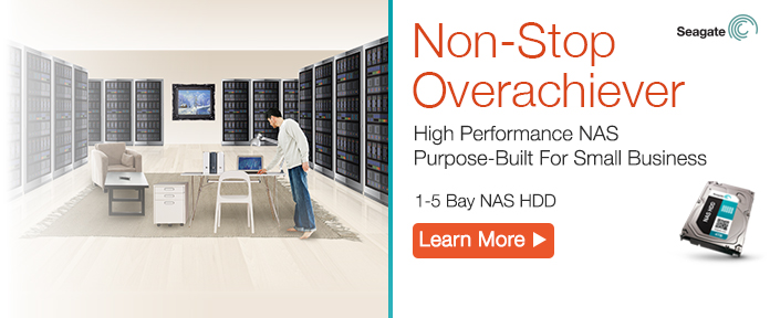 High Performance NAS For Small Business