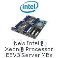 New Intel Xeon Processor E5V3 Server Motherboards