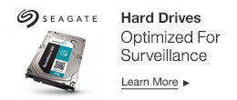 Seagate Surveillance Drives