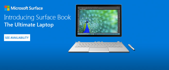 Microsoft Surface Book - The Ultimate Laptop