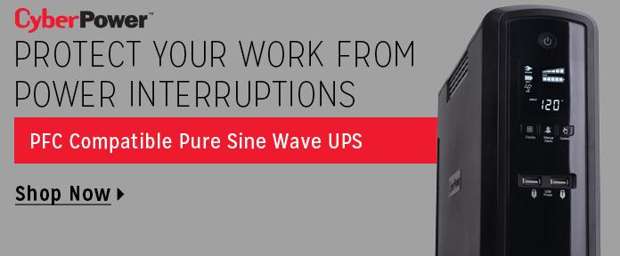 CyberPower PFC Sinewave UPS