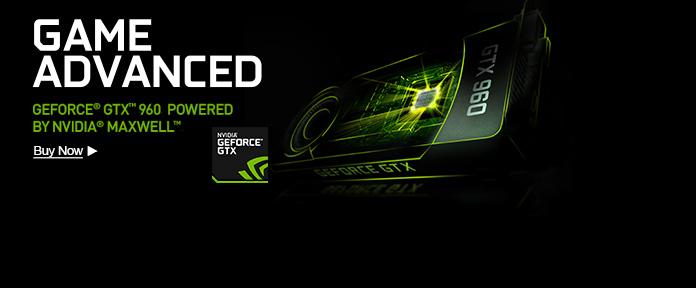 NVIDIA GTX 960 Launch