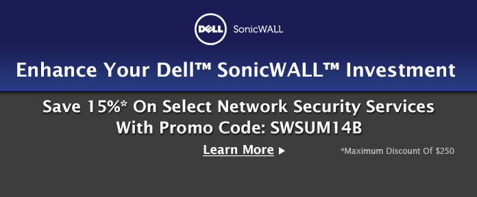 Enhance Your Dell SonicWALL Investment