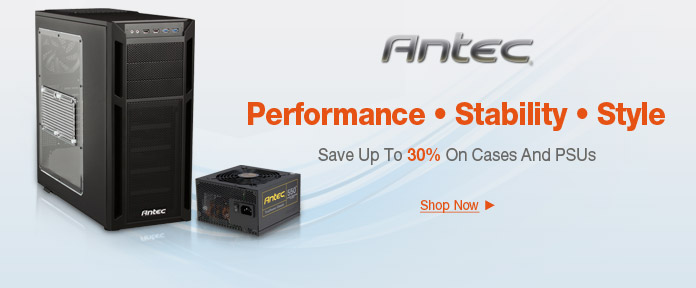 Save Up to 30% On Case And PSUs