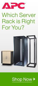 APC Server Rack Selector