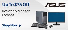ASUS Desktop & Monitor Combos