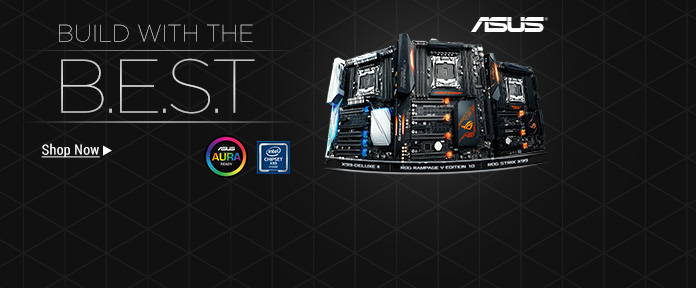 ASUS B.E.S.T Motherboards