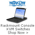 Rackmount Console KVM Switches