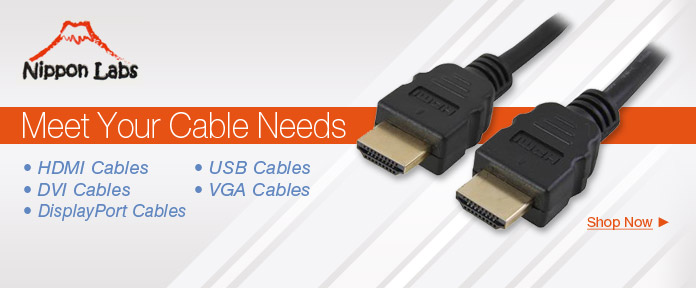 Meet Your Cable Needs