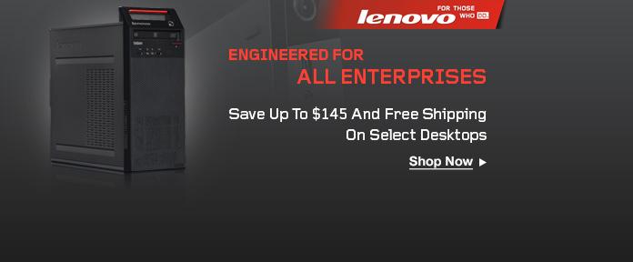 Lenovo Enterprise Desktops