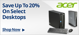 Save Up to 20% On Select Desktops