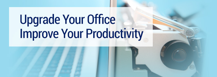 eBlast Offers: Upgrade Your Office, Improve Productivity