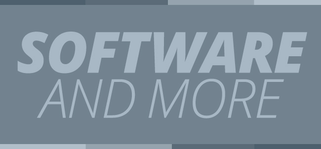 Software and More