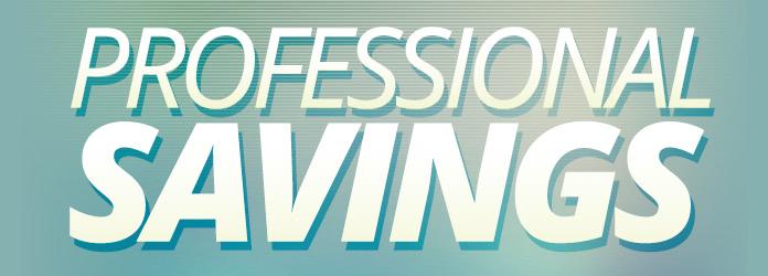 Professional Savings