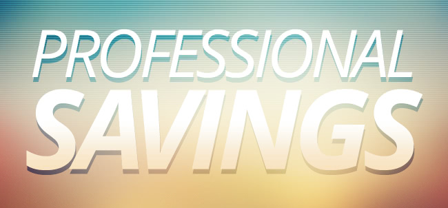 Profesional Savings
