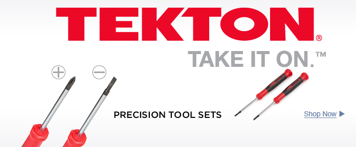 Tekton Precision Tool Sets