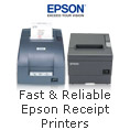 Fast&Reliable Epson Receipt Printers