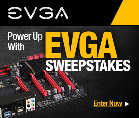 EVGA Power Up Sweepstakes