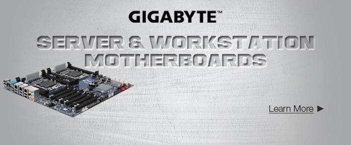 Server & Workstation Motherboards