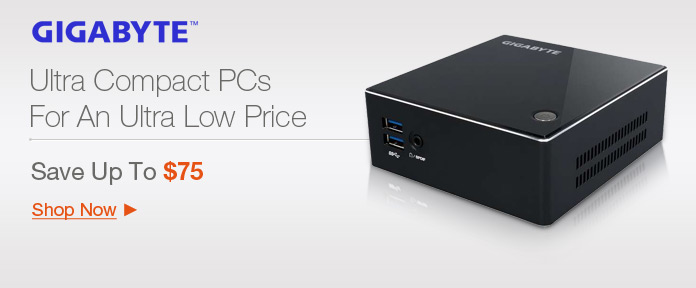 Ultra Compact PCs For An Ultra Low Price