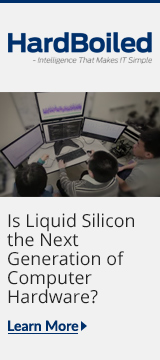 HardBoiled Blog: Is Liquid Silicon the Next Generation of Computer Hardware?