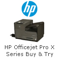 HP Officejet Pro X Series Buy & Try Promotion