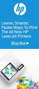 All New HP LaserJet Printers