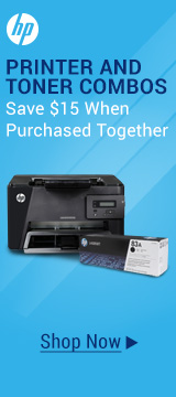 Printer and toner combos
