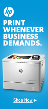 HP M553 series enterprise LASERJET printers