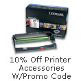 10% Off Printer Accessories With Promo Code