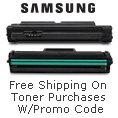 Free Shipping On Toner Purchases
