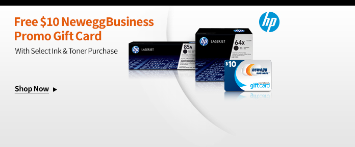 Free $10 NeweggBusiness Promo Gift Card