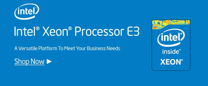 Intel  Xeon Processor E3