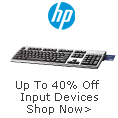 HP Input Devices 40%